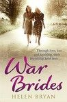 War Brides by Helen Bryan - just read the last page, and enjoyed this historical novel very much. Not a perfect read, but a satisfying one that took me to a village in Great Britain where five very different women come together to form unique bonds of friendship that could only grow out of the experiences of such a war as the one that rocked in the world more than sixty years ago. While the implausible ending might please some readers, I felt it was hurried and a bit frustrating.
