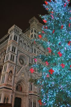 Christmas in Florence, Italy 2012 with the fam <3