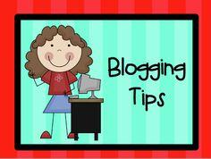 New blogger advice at Teach123