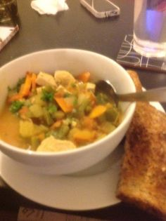 Chicken stew. 12wbt style