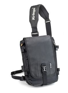 TheKriega Sling is a lightweight, convenient pack that is just as easy to carry on your bike as when walking around town.