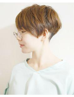 Asian Short Hair, Short Hair Cuts, Short Hair Styles, Bob Hairstyles, Pixie Haircuts, Things That Bounce, Salons, Beauty, Barber