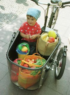 The Nihola Tricycle