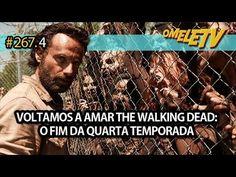 Voltamos a amar The Walking Dead: O fim da quarta temporada | OmeleTV #2...
