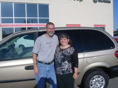 Friday October 12, Michael from Wilson NC had been searching for another vehicle for his family. He found this 2005 Dodge Grand Caravan at Cox Dodge to be the right fit. Thank you Michael for your business. His sales person is Felicia Gray.
