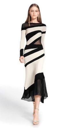 Donna Karan Resort 2014: Long and Lean https://women-fashion-paradise.myshopify.com/