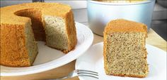 """If you like your banana cake very fluffy and very """"banana-y"""", you must try my…"""