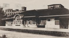 1909 Middletown Railroad Depot