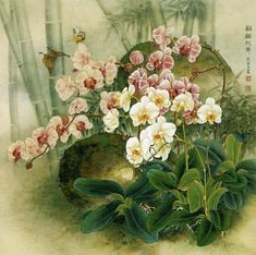 Liang YanSheng   Chinese painting is one of the oldest continuous artistic traditions in the world.