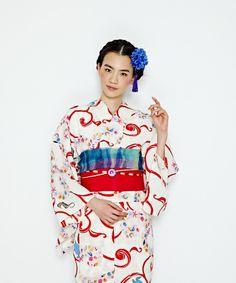 【ZOZOTOWN|送料無料】ふりふ(フリフ)の着物/浴衣「波唐草」(0651-387100)を購入できます。
