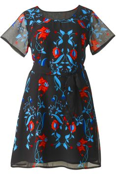 folkloric dress ideas for PLUS SIZE women -  #folk #fashion - at http://boomerinas.com/2013/03/how-to-do-folkloric-fashion-without-looking-like-heidi/
