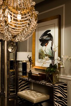 J. Alexander Donovan for 1212 Decor. Fresh modern edge to classic decor