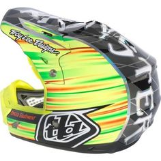 Capacete TLD Monster