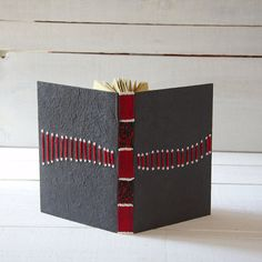 coptic bound journal!  notebook, sketchbook or photo- book