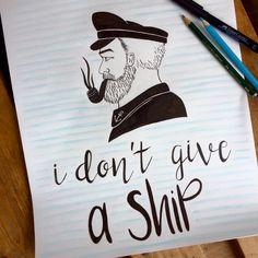 #quote #sailor #handlettering #words #type #anchor #zeichnen #handbrushing #art #ship