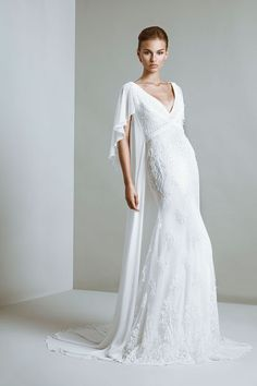 tony-ward, mariée, bride, mariage, wedding, robe mariée, wedding dress, white, blanc