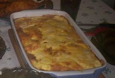 Karácsonyi rakott csirkemell Meat Recipes, Chicken Recipes, Dinner Recipes, Cooking Recipes, Hungarian Cuisine, Hungarian Recipes, Hungarian Food, Cod Fish, Christmas Dishes