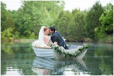 boat wedding © Ace Photography