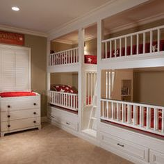 Kids bunk beds by GDC Construction