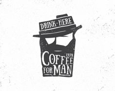 Coffee for man
