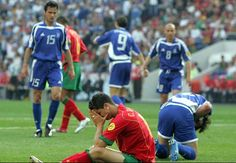 Euro 2012 History: The 2004 finals