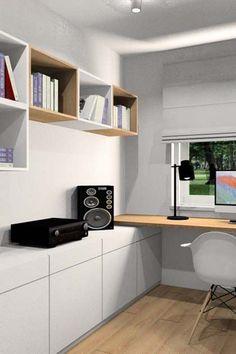 Boy Room, Kids Room, Office Bar, Corner Desk, Interior Design, Inspiration, Furniture, Study, Home Decor