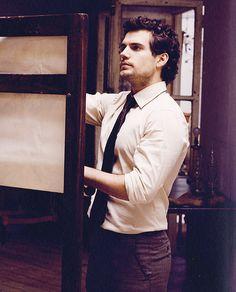 Henry Cavill as Professor Gabriel O. Emerson