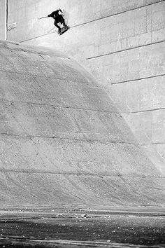 Skateboarding. Steve Fauser Wallride // by Sam Mcguire… ...