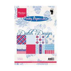 Marianne Design, Craft Shop, Dutch, Paper Crafts, Pretty, A5, Dutch Language, Tissue Paper Crafts, Paper Craft Work