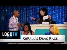 RuPaul's Drag Race Season 4 - Snatch Game - LogoTV