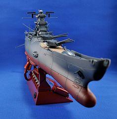 Space Battleship Yamato - No.02 1/500 宇宙戦艦ヤマト 第5回 艦船プラモデルコンテスト