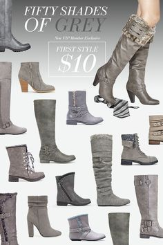 Are you curious? New JustFab VIPs get their first pair for only $10! As a VIP, you'll enjoy a new boutique of personalized styles each month, as well as exclusive pricing, early access to sales & free shipping on orders over $39. Don't think you'll need something new every month? No problem – click 'Skip The Month' in your account by the 5th and you won't be charged. Don't get tied up…Take advantage of this super sexy offer today by clicking on the photo and taking the Style Quiz!