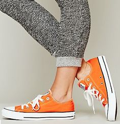 9 Motivated Tips: Louboutin Shoes Homme jordan shoes custom.Fila Shoes Running. Converse Outfits, Converse Shoes, Custom Converse, Shoes Sneakers, Orange Converse, Orange Shoes, Balenciaga Shoes, Gucci Shoes, Valentino Shoes