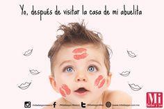 Organiza las visitas de parientes y amigos de la mejor manera, te decimos cómo. #ReciénNacidos #Maternidad #PrimerasVisitas