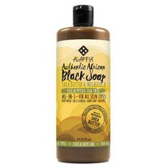 98f3fbc8145 Buy Alaffia Authentic Black Soap, Unscented - 32 oz at the lowest price from  eVitamins. Find Authentic Black Soap, Unscented reviews, side effects, ...