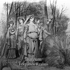 Burzum, Forgotten Realms, 2015 | Recensione canzone per canzone, review track by track. #Rock & Metal In My Blood