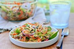 Hot and spicy salad
