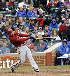 Cody Ross Photos: Arizona Diamondbacks v Chicago Cubs