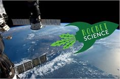 Rocket Science / RHS Campaign for School Gardening. Sending rocket seeds to space which will then be sent to schools in experiment to understand crops on earth and elsewhere
