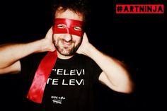 #artninja #mocreative michele #IAmArtNinja #raffaello #raphael @movimentolabel #enjoythecommunity