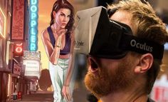 GTA 5 Enters Virtual Reality With The Oculus Rift. How much longer to we have to wait for the consumer version?
