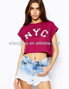 100% Cotton Custom T Shirt Custom Crew Neckline Contrast Nyc Print Turn-up Cuffs T Shirt China Supplier Custom T Shirt Photo, Detailed about 100% Cotton Custom T Shirt Custom Crew Neckline Contrast Nyc Print Turn-up Cuffs T Shirt China Supplier Custom T Shirt Picture on Alibaba.com.