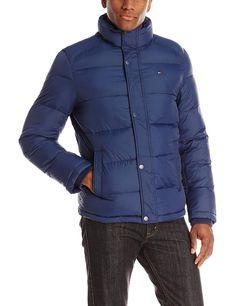 caf16b5abf2 Tommy Hilfiger Men s Classic Puffer Jacket