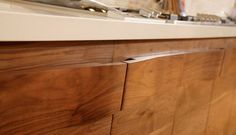 That's your kitchen drawer handle. Nice!