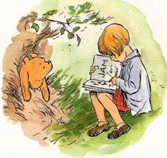 ~ Wishlist ~ Reading Time is something we value highly. I'll be reading the original E H Shephard illustrated Winnie the Pooh (definitely not the Disney version) to our little one and we'd love to share your favourite childhood stories with our little one too.