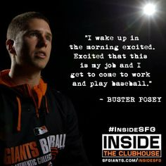 Classic Buster Posey