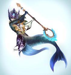 The fish Nami by Yourbest.deviantart.com on @DeviantArt