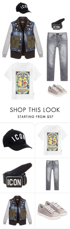 """Icon"" by childrensalon1952 ❤ liked on Polyvore featuring Dsquared2, STELLA McCARTNEY and Lanvin"
