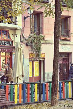 Barrio de Malasaña, Madrid