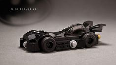 LEGO Ideas - Mini Batmobile